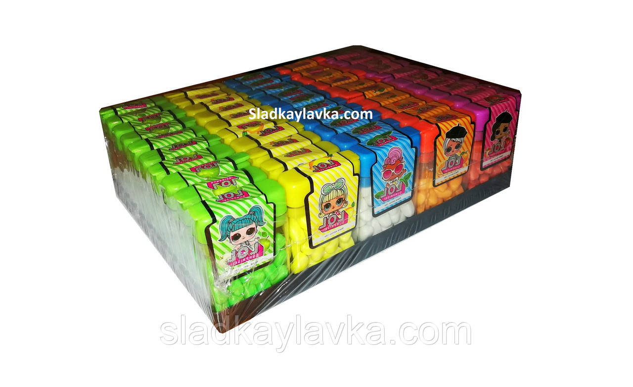 Драже фруктовое тик-так LOL 50 шт (Китай)