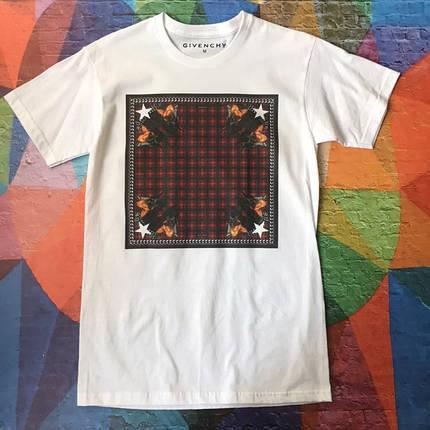 Givenchy футболка белая • Бирка топ • Все размеры, фото 2