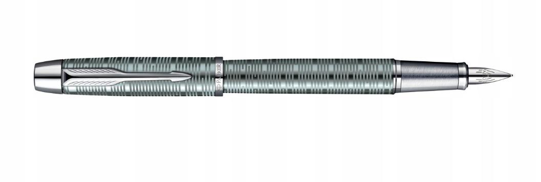 Ручка перьевая Parker IM Premium Vacumatic Szamarag
