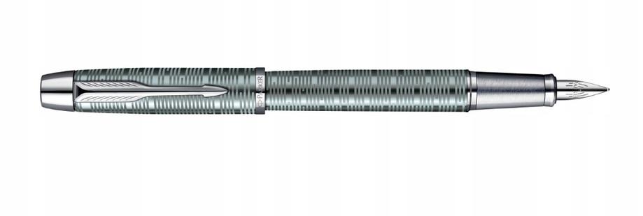 Ручка перьевая Parker IM Premium Vacumatic Szamarag, фото 2
