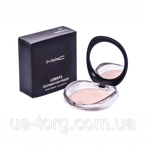 Пудра запеченная  MAC Lumunys Silk Baked Face Power ( №02 )