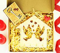 """Подарок для влюбленных """"Пара голубей"""", валентинки и другие подарки на 14 февраля"""