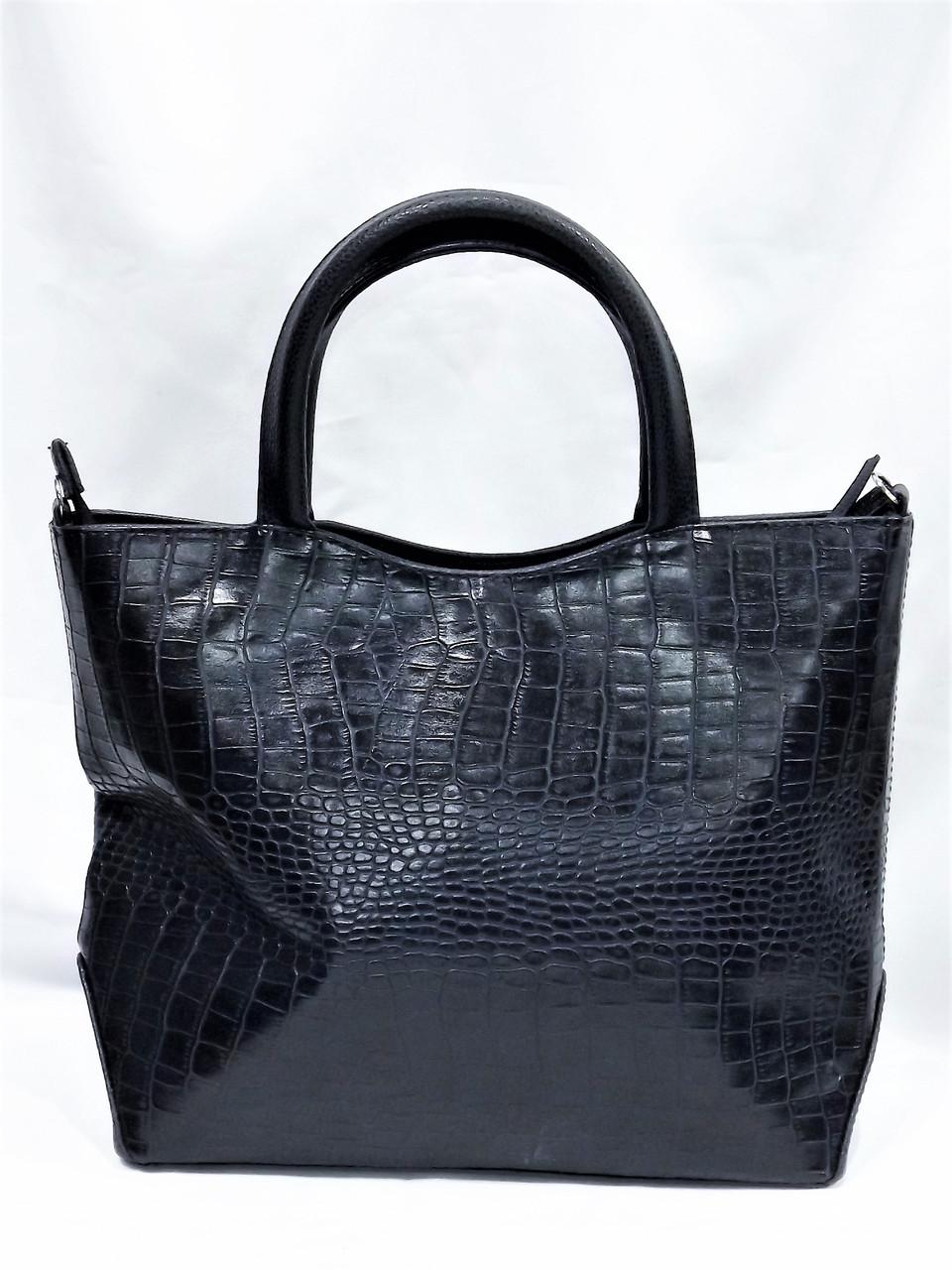 7dc8b60262eb Женская сумка модельная Камелия 11-39 синяя - интернет-магазин