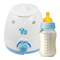 🔝 Электрический подогреватель для бутылочек Yummy YM-18C, прибор для подогрева детского питания   🎁%🚚