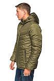 Стеганая мужская  куртка, фото 2