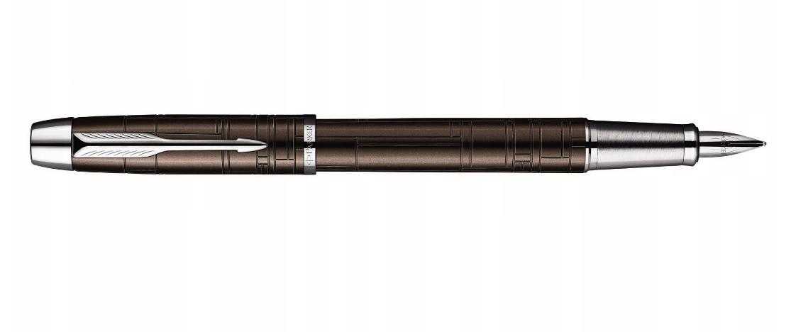Ручка перьевая Parker IM Premium Brown