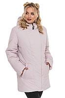 Женская куртка больших размеров от производителя