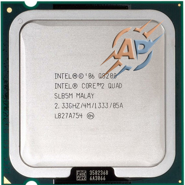 Процессор Intel Core 2 Quad Q8200 2.33GHz/4MB/1333MHz Socket 775