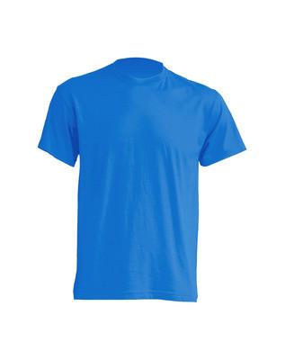 Мужская футболка JHK REGULAR T-SHIRT цвет светло-синий (AQ)