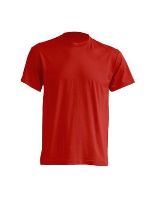 Мужская футболка JHK REGULAR T-SHIRT цвет красный (RD)