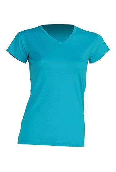 Женская футболка JHK TSRL PICO цвет бирюзовый (TU)