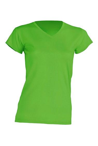 Женская футболка JHK TSRL PICO цвет салатовый (LM)