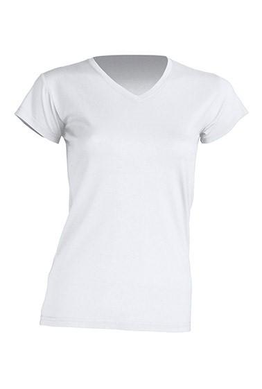 Женская футболка JHK TSRL PICO цвет белый (WH)