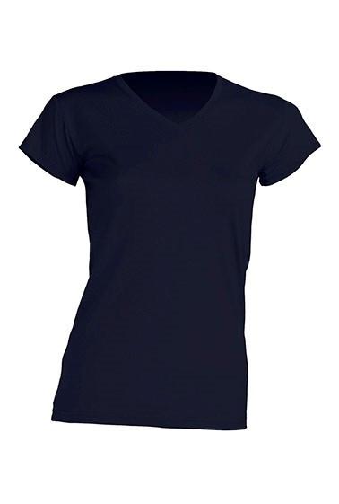 Женская футболка JHK TSRL PICO цвет темно-синий (NY)
