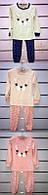 Пижама для девочек оптом, Setty Koop, 4-12 лет,  № PJM020