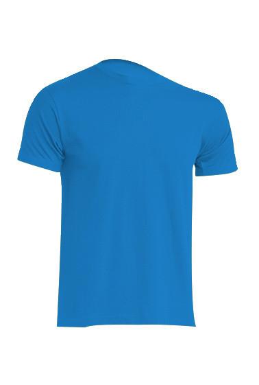 Мужская футболка JHK URBAN 150 Slim Fit (URBAN T-SHIRT) цвет светло-синий (AQ)