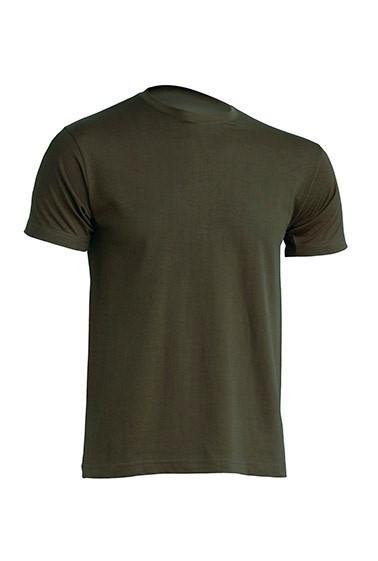 Мужская футболка JHK URBAN 150 Slim Fit (URBAN T-SHIRT) цвет хаки (KH)