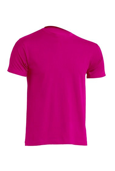 Мужская футболка JHK URBAN 150 Slim Fit (URBAN T-SHIRT) цвет светло-малиновый (FU)