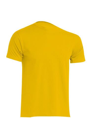 Мужская футболка JHK URBAN 150 Slim Fit (URBAN T-SHIRT) цвет желтый (SY)