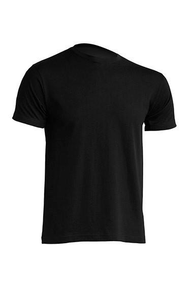 Мужская футболка JHK URBAN 150 Slim Fit (URBAN T-SHIRT) цвет черный (BK)