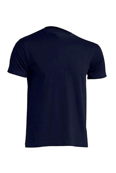 Мужская футболка JHK URBAN 150 Slim Fit (URBAN T-SHIRT) темно-синий (NY)