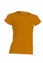 Женская футболка JHK COMFORT LADY цвет оранжевый (OR)