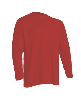 Мужская футболка JHK REGULAR T-SHIRT LS цвет красный (WR)
