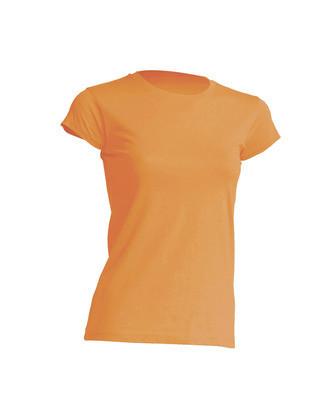 Женская футболка JHK TSRL 150 цвет персиковый (PH)