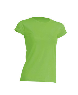 Женская футболка JHK TSRL 150 цвет салатовый (LM)