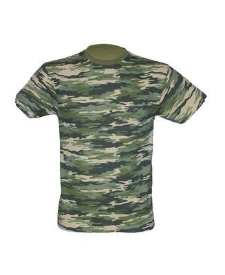 Мужская футболка JHK REGULAR T-SHIRT цвет камуфляж (CM)