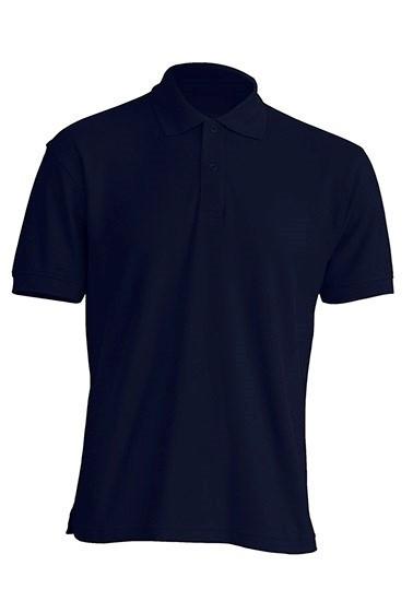 Мужская футболка-поло JHK OCEAN POLO цвет темно-синий (NY)