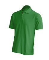 Мужская футболка-поло JHK POLO REGULAR MAN цвет зеленый (KG), фото 2