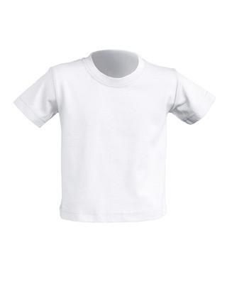 Детская футболка JHK BABY T-SHIRT цвет белый (WH)