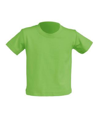 Детская футболка JHK BABY T-SHIRT цвет салатовый (LM)