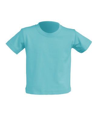 Детская футболка JHK BABY T-SHIRT цвет бирюзовый (TU)