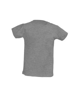 Детская футболка JHK KID T-SHIRT цвет темно-серый меланж (GM)