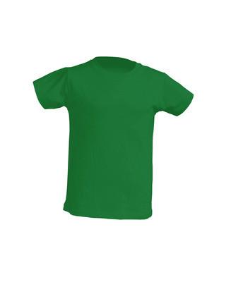 Детская футболка JHK KID T-SHIRT цвет зеленый (KG)