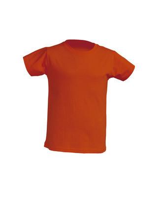 Детская футболка JHK KID T-SHIRT цвет оранжевый (BC)