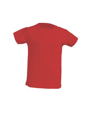 Детская футболка JHK KID T-SHIRT цвет красный (WR)
