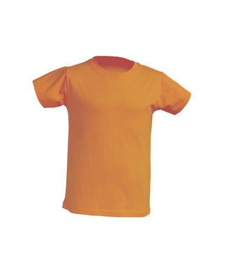 Детская футболка JHK KID T-SHIRT цвет персиковый (PH)