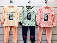 Пижама для девочек оптом, Setty Koop, 4-12 лет,  № PJM022