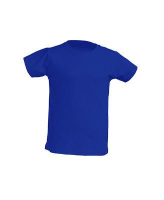 Детская футболка JHK KID T-SHIRT цвет синий (RB)
