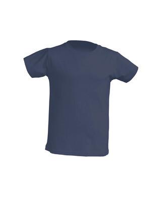 Детская футболка JHK KID T-SHIRT цвет темно-синий (DN)