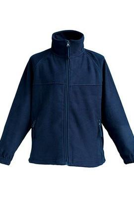 Детская флисовая куртка JHK POLAR FLEECE KID цвет темно-синий (NY)