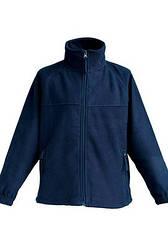 Детская флисовая куртка JHK FLRK 300, цвет темно синий (NY)