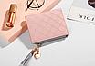 Кошелек женский розовый , фото 4