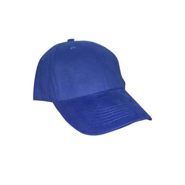 Кепка унисекс PREMIUM цвет синий