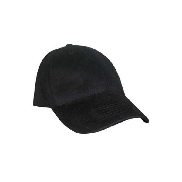 Кепка унисекс PREMIUM цвет черный