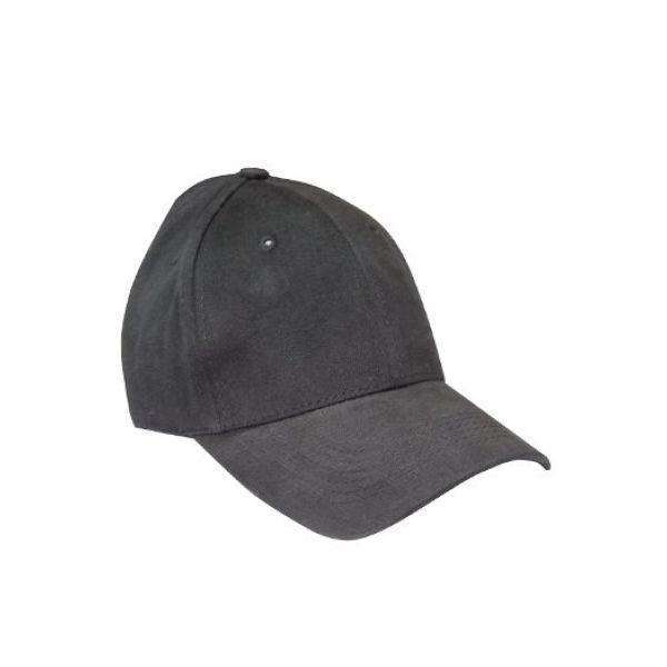 Кепка унисекс PREMIUM цвет темно-серый