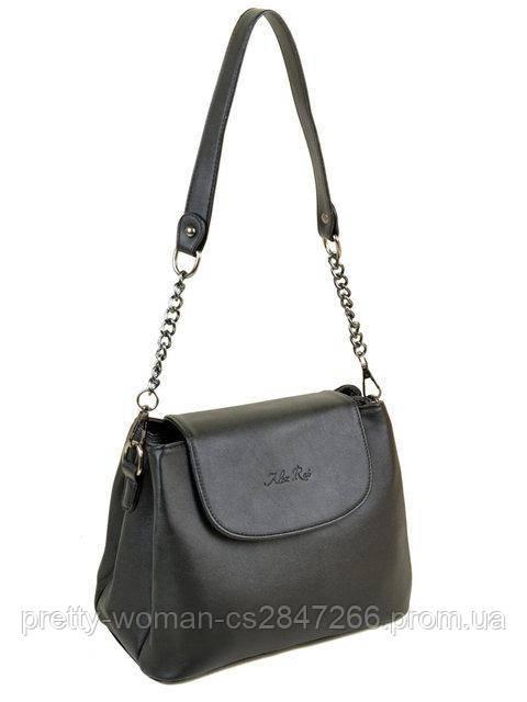 Классическая женская сумка черная